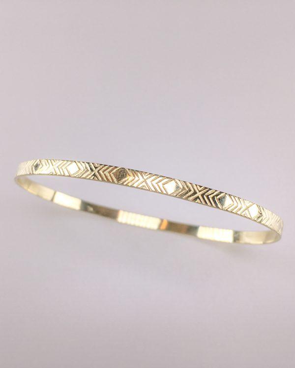 Armband duurzaam goud